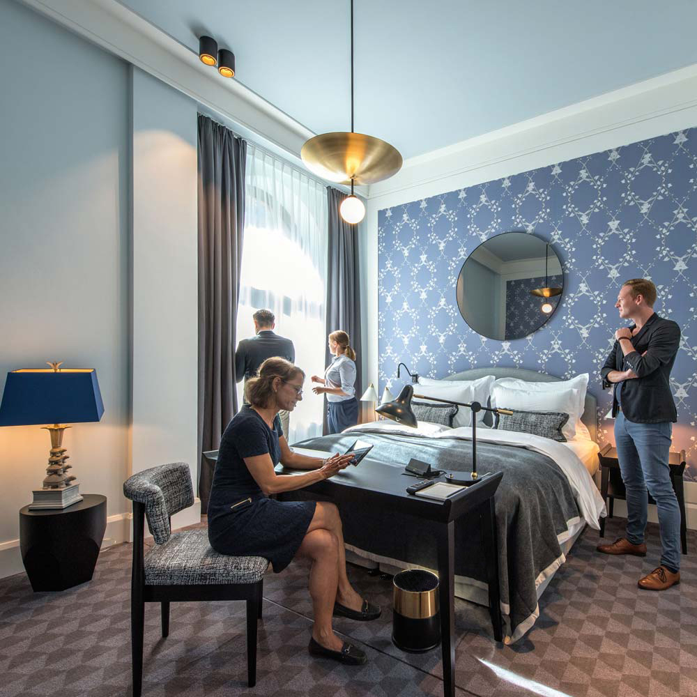 Hamburg's hotels – just as multifaceted and cosmopolitan as the city