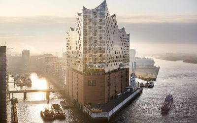 A venue match made in Heaven … auditorium acoustics experts meet at Hamburg's acclaimed Elbphilharmonie