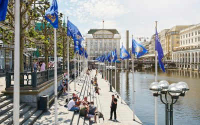 Rotary International Convention inspiriert 26.000 Wohltäter in Hamburg